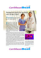 First Caribbean Airlines Advertisement