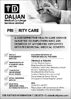Dalian First AD in Sept 2010